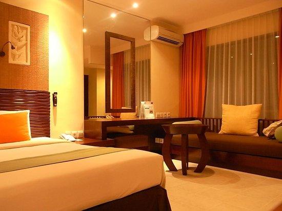 Mercure Resort Sanur : デラックスルーム