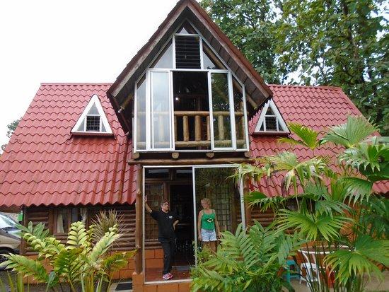 Cabanas Rusticas La Fortuna: Cabin #1