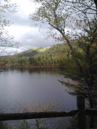 Northern Outdoors Adventure Resort: one of our views nearby
