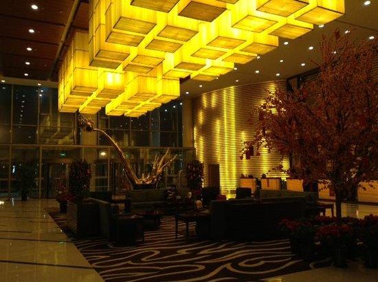 Langham Place, Beijing Capital Airport: nice hotel