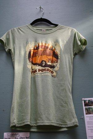 Roadside Potatohead: Cool T-shirts