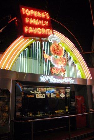 Kansas Museum of History: Kansas fast food exhibit
