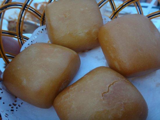 Jumbo Seafood : あげパン、蒸しパン美味しい♪