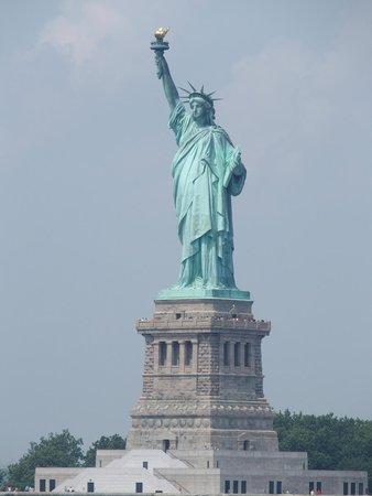 Staten Island Ferry : Statue of Liberty
