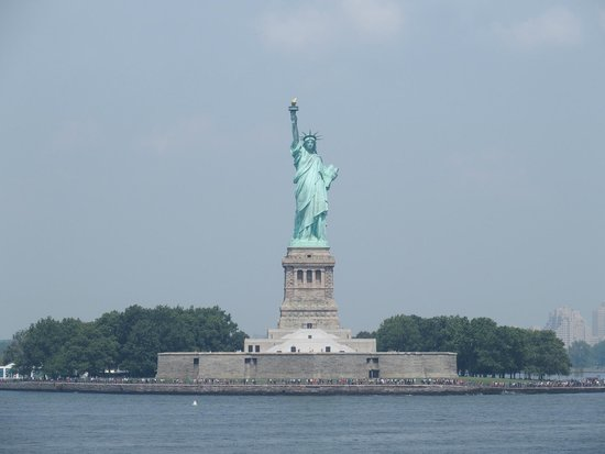 Staten Island Ferry : Statue of Liberty