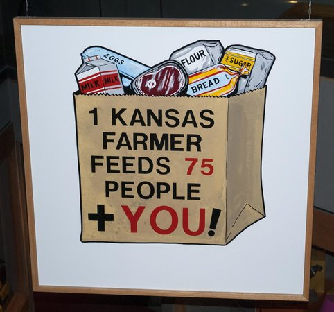Kansas Museum of History: farming ads