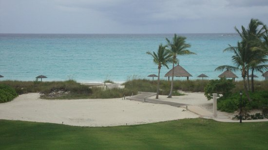 Sandals Emerald Bay Golf, Tennis and Spa Resort: Our view!