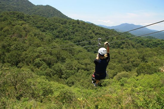 Vallarta Adventures: What a view...
