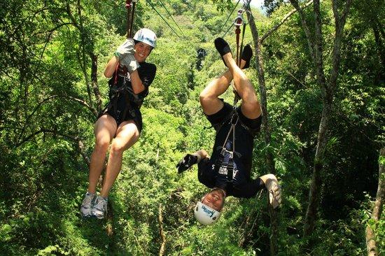 Vallarta Adventures: Hanging out....