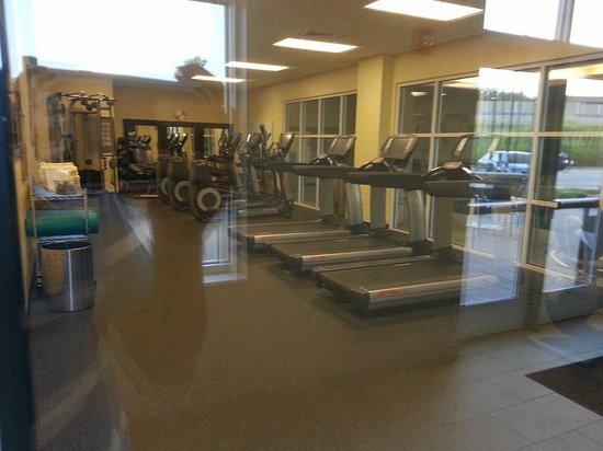 Hyatt House Philadelphia/King of Prussia: Gym area