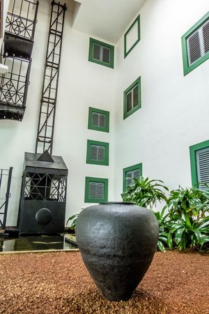 Heritance Ahungalla: Beautiful architecture.