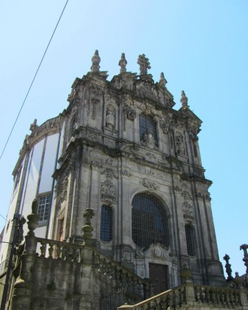 Church of Sao Pedro dos Clerigos: церковь
