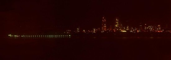 Trident, Nariman Point: View from room