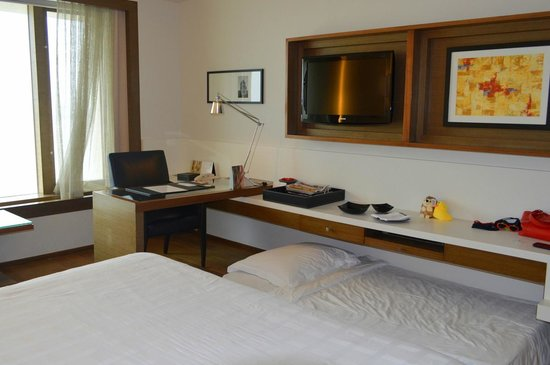 Trident, Nariman Point : Room (extra bed)