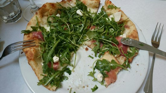 Mama's Meatball : Pizza Monte Bianco