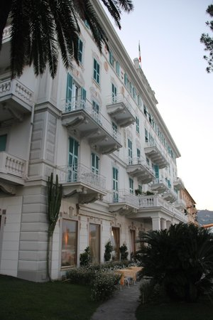 Grand Hotel Miramare: The grand old hotel