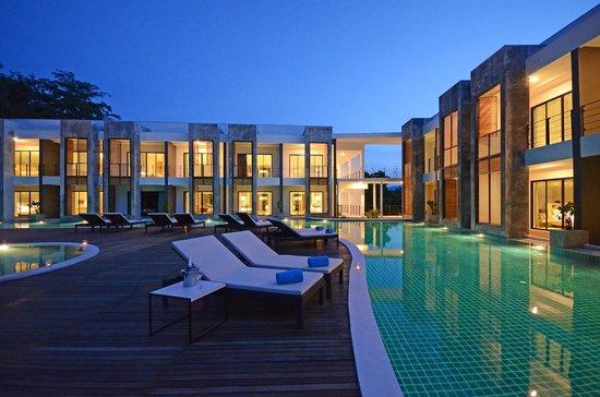 Wanaburi Hotel: Hotel Pool