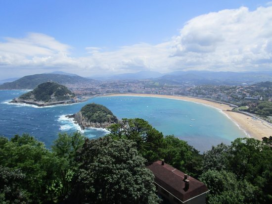 Monte Igueldo: The Pearl of the Cantabrian Sea