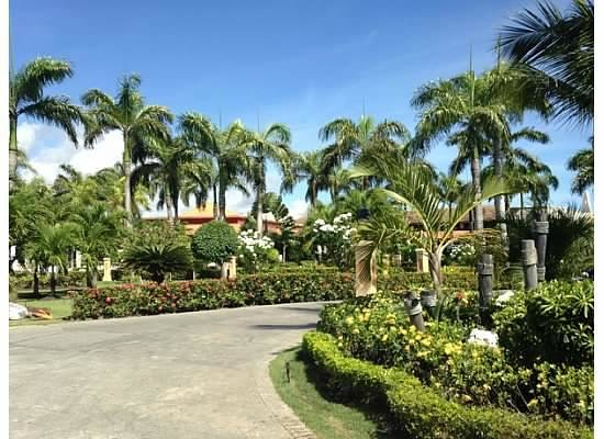 Grand Bahia Principe Punta Cana: Grounds