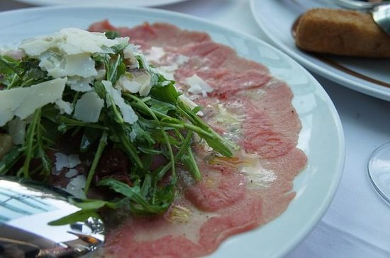 Oroscopo : Carpaccio Beef Fillet