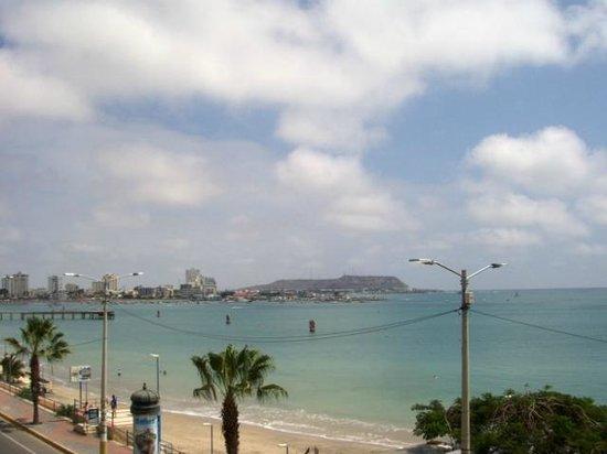 Barceló Salinas: vista a la bahía