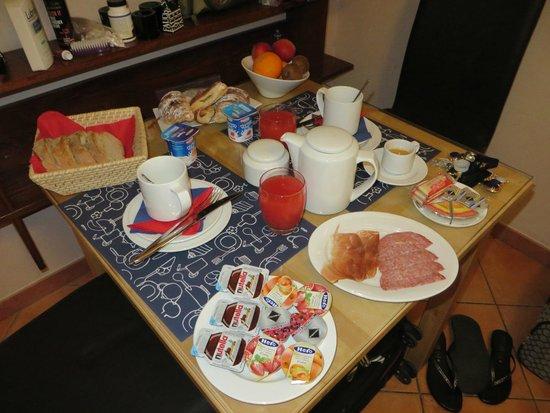 QuodLibet: Breakfast