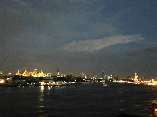 Baan Wanglang Riverside: View from our room in Baan Wanglang