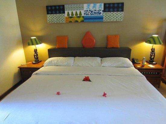 Holiday Resort Lombok : standard room