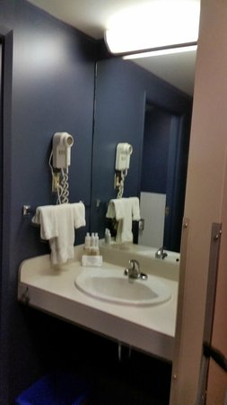 Bathroom, Norwood Hotel  |  112 Marion St, Winnipeg, Manitoba R2H 0T1, Canada