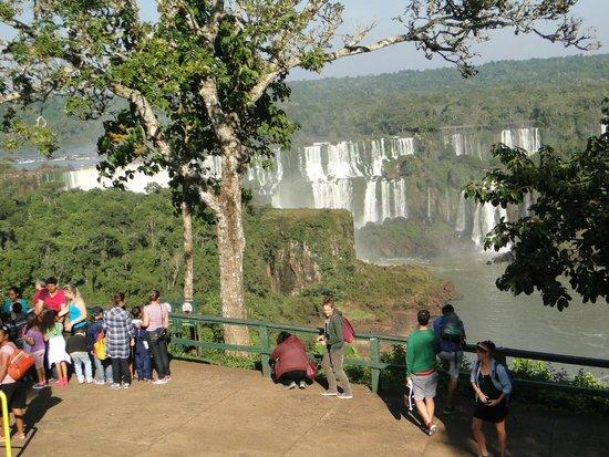 Foz do Iguaçu: Primera vista del parque