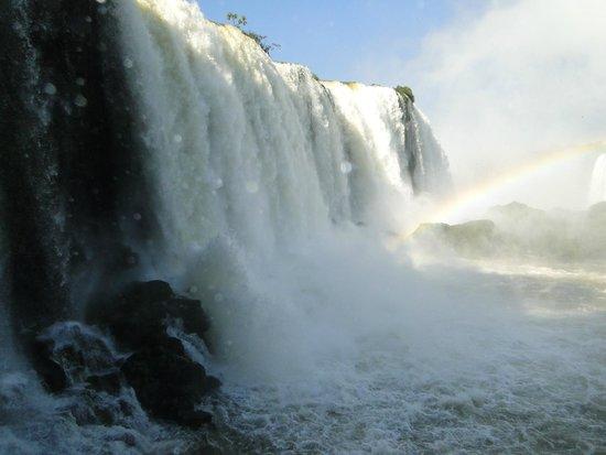 Foz do Iguaçu : final de recorrido