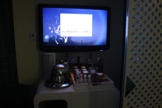 Dream South Beach: TV