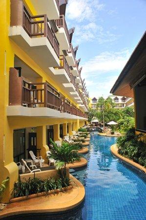 Woraburi Resort Spa Phuket: View from Silk Bar
