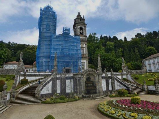 Bom Jesus do Monte: kerk