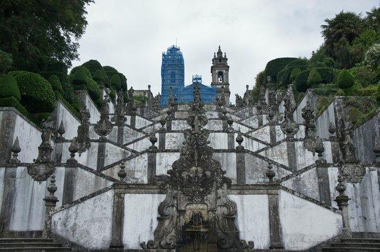 Bom Jesus do Monte: monument