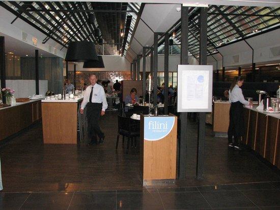 Radisson Blu Royal Hotel, Bergen: Dining room
