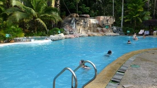 Sepilok Jungle Resort: The Pool