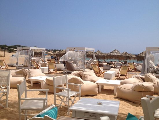 Dome Beach Hotel & Resort: Plage