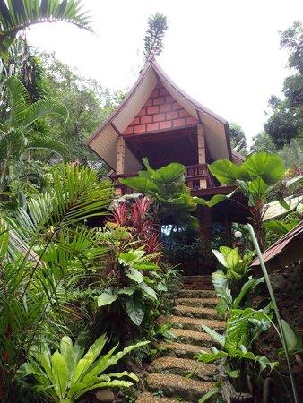 Khao Sok Las Orquideas Resort: Bungalow.