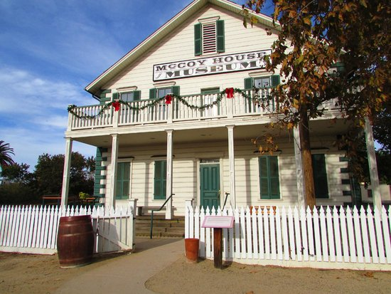McCoy Museum House