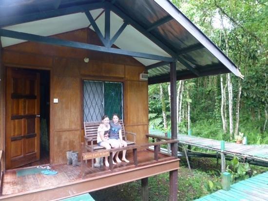 Nature Lodge Kinabatangan: Our Cabin