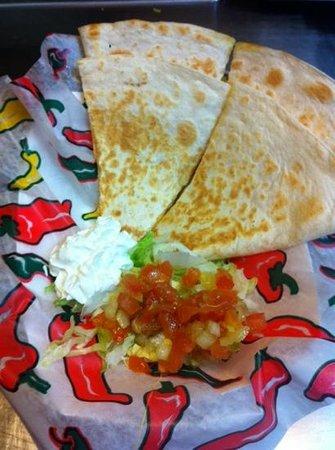Taco Tico Incorporated: quesadillas