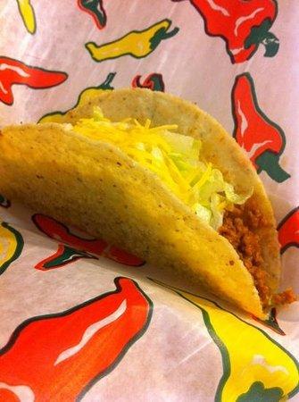 Taco Tico Incorporated: crispy taco