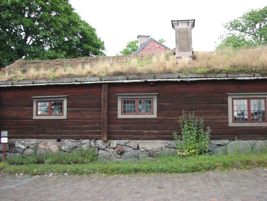 Musée de plein air de Skansen : Skansen - furniture and glass works