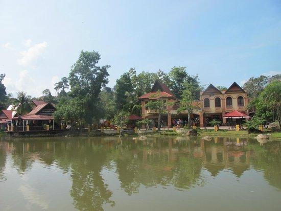 Oriental Village Langkawi: Туристическая деревня