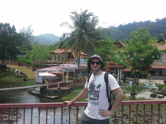Oriental Village Langkawi: В деревне