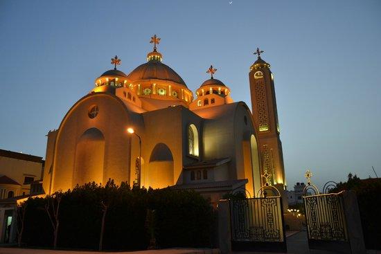 Coptic Church : Вечером