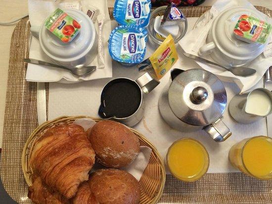 Avenir Hotel : Завтрак