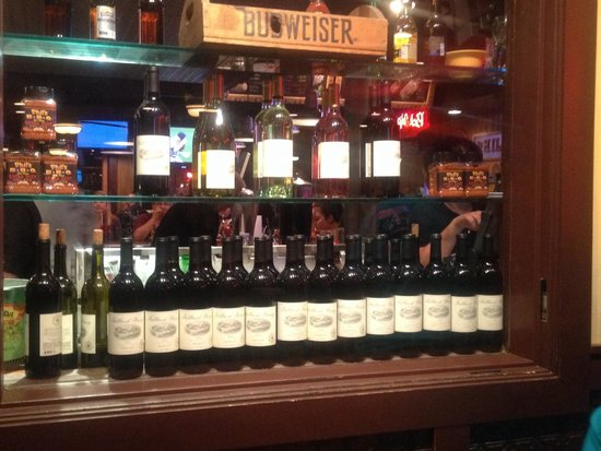 Phil's BBQ : Fallbrook Winery Wines Served (Local is Always Best)