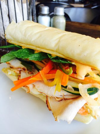 Comfort Market : Special Bahn Mi Sandwich